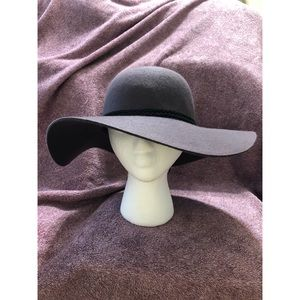 Accessories - Target Floppy Hat Grey One Size